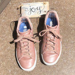 K Swiss Court Frasco Rose/SilverTennis Shoes